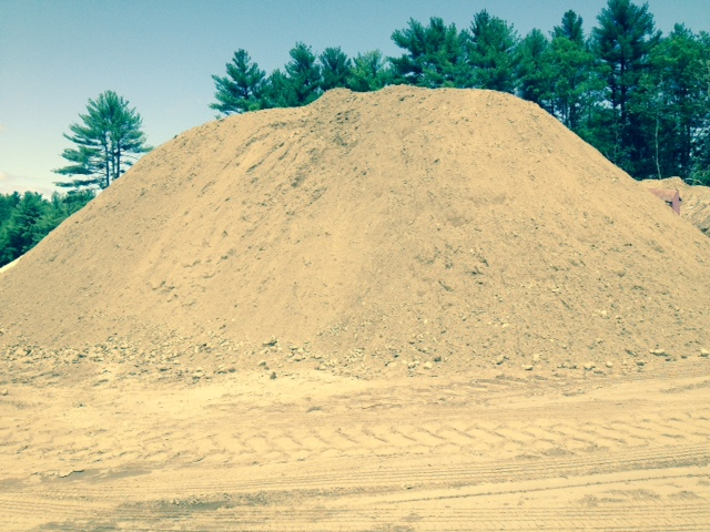 Horse Arena Custom Mix, Material Pricing, Carver, MA