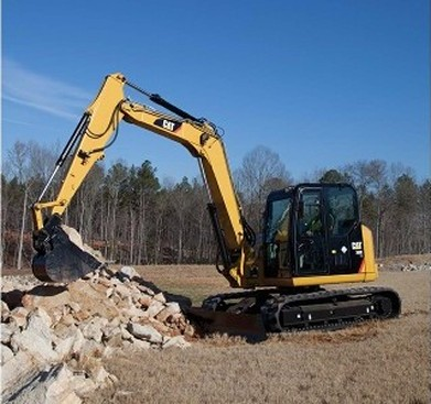 Cat Dig Equipment Rental, Carver, MA